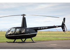 直升机_私人飞机 _罗宾逊R44直升机