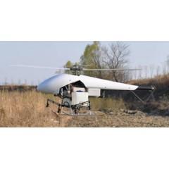 白城通航气象探测无人机