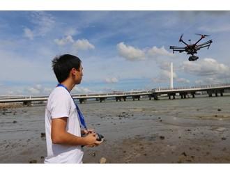 广州拟开设无人机专业 飞入寻常百姓家