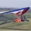体验微动力三角翼