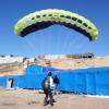 美妙滑翔伞飞行体验