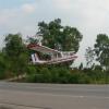 蜜蜂4号_超轻型双座飞机_运动型飞机