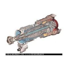 WJ5系列涡轮螺旋桨发动机