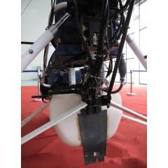 FY550动力三角翼飞机