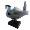 惠拓科技六自由度R22飞行模拟器