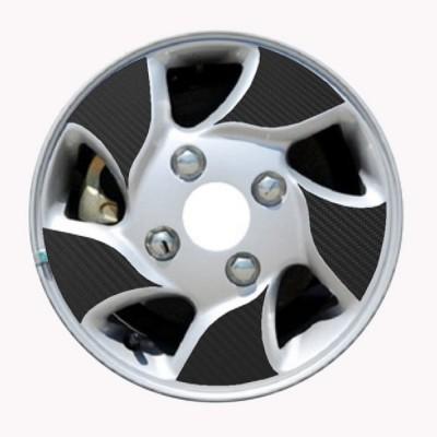 二片式碳纤维汽车轮毂