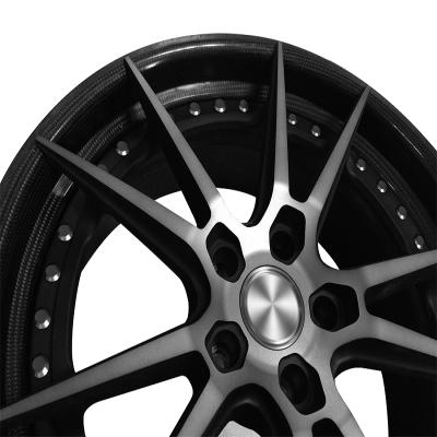 碳纤维复合材料汽车轮毂