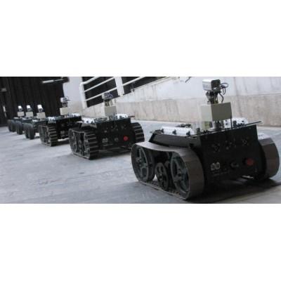 防暴机器人