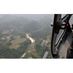 航摄直升机 直升机航摄摄影