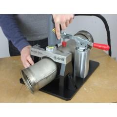 电钻应用-自定义应用程序APU 排气管拆卸