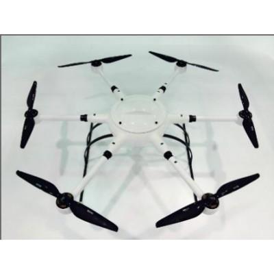 H4K6大气环保监测无人机