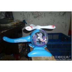 低价地摊货源PVC充气直升飞机 PVC儿童热销玩具飞机
