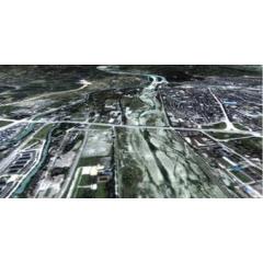 虚拟飞行旅游观光