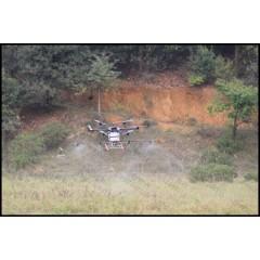 六轴植保无人机/高空监视飞行器/多轴多旋翼电力架线飞