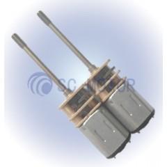 充电站专用微型减速马达,低噪音 航模飞机起落架专用减速电机