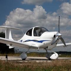 钻石训练飞机DA40