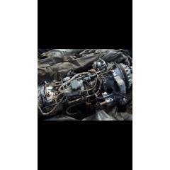 旧涡轮螺旋桨发动机