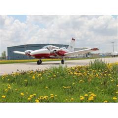蓝鸟教练机型  PA-34