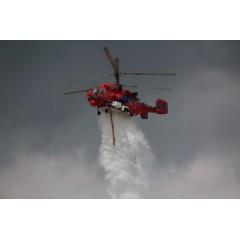 直升机消防