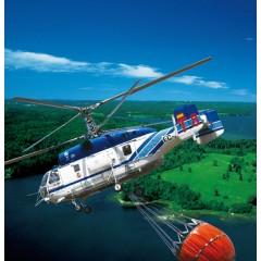 Ka32直升机