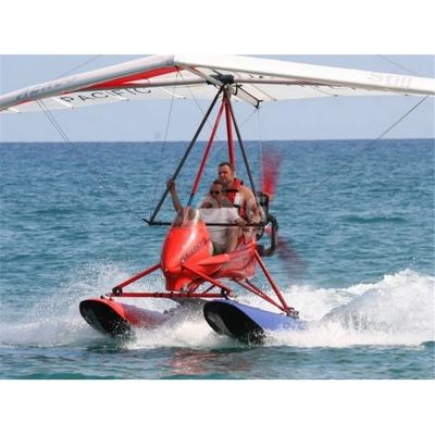 水上小飞机 --Aeros2动力滑翔翼