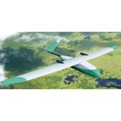 电动固定翼无人机