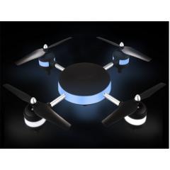 高清航拍四轴飞行器耐摔合金航模FPV实时图传智能无人机