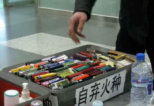 飞机上不能带的东西有哪些?坐飞机的物品携带攻略