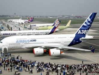 A380飞机是目前世界上最大的商用飞机-有空中巨无霸之称