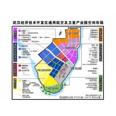 武汉通航及卫星产业园招商