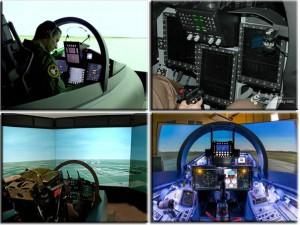 军用飞行模拟器招商加盟