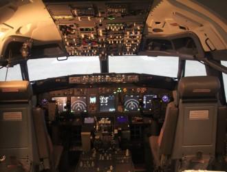 飞行模拟器招商加盟飞机模拟器航空科普