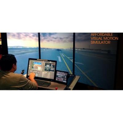 固定翼简装式 飞行模拟器VM