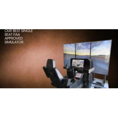 固定翼座舱式 飞行模拟器FM 100