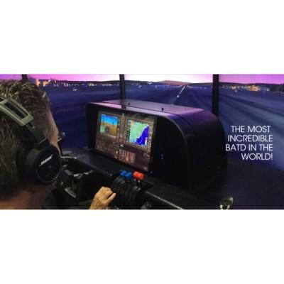 固定翼座舱式 飞行模拟器FM 210
