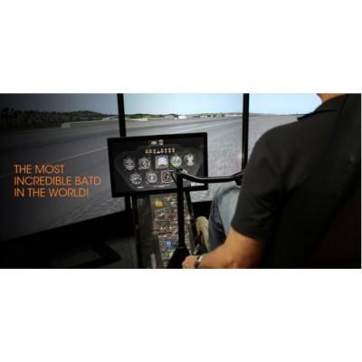 直升机座舱式 飞行模拟器FM 210