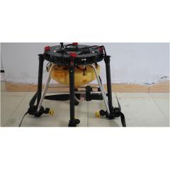 两轴5公斤级农用植保无人机价格_喷农药无人机多少钱一架
