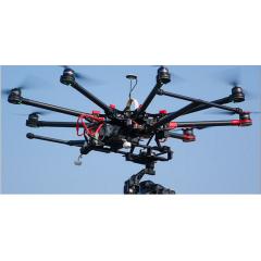 皓翔航拍无人机 银狗4摄像机多旋翼航拍无人机