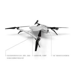 多旋翼D-1型应急侦察无人机出售