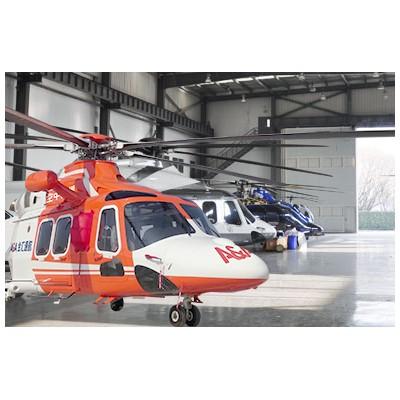 金汇通航直升机代管