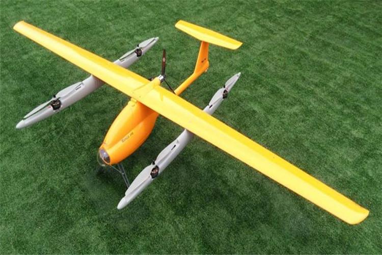 垂直起降固定翼G-3型测绘无人机