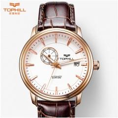 拓非手表TOPHILL瑞士男表全自动机械表TW021G