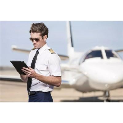 私人飞行驾照培训服务