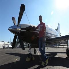 美国通用航空学院 飞行员培训
