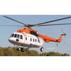 大型米8直升机