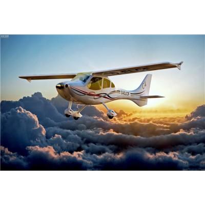 C4 四人座轻型飞机
