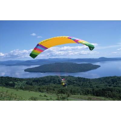 挑战极限!滑翔伞体验