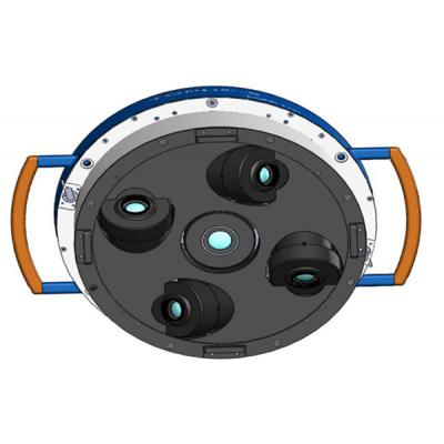 TOPDC-5 倾斜数字航摄系统