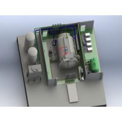 航空热压罐、飞机材料固化炉、复合材料厂房加热设备