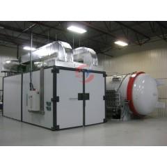 通航复合材料真空烘箱、航空件固化烤箱、材料定型加热炉